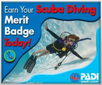 Boy Scouts Scuba Merit Badge